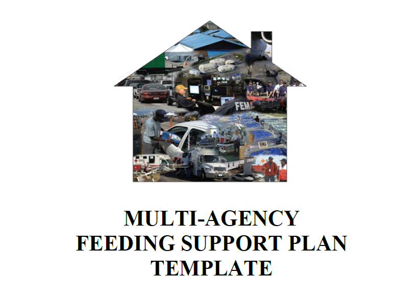 muti-agency feeding support plan template
