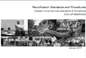 American Red Cross Reunification doctrine