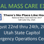 National Mass Care Exercise 2017 Banner photo