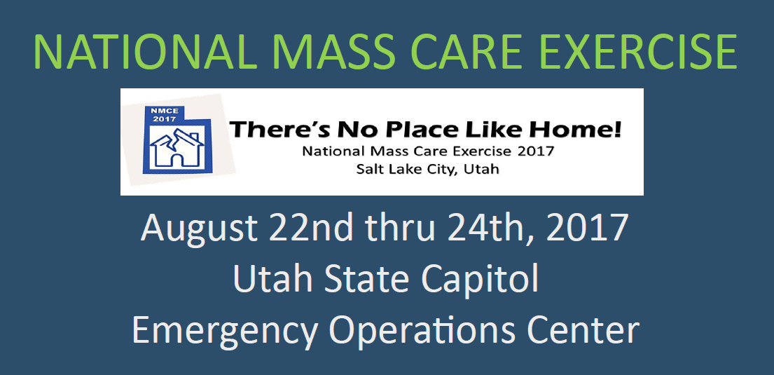 National Mass Care Exercise 2017