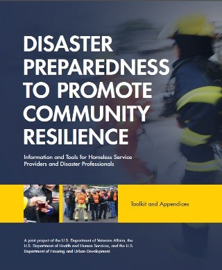 VEMEC releases new toolkit for homeless service providers and disaster professionals